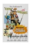 Son of Flubber, 1963, Directed by Robert Stevenson Giclee Print