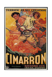 Cimarron, 1931, Directed by Wesley Ruggles Giclee Print