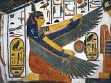Egypt, Thebes, Luxor Fotografie-Druck