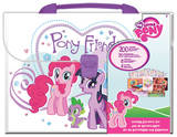 My Little Pony My Sticker Activity Kit Stickers