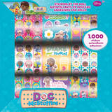 Doc Mcstuffins Stickers By The Roll Stickers