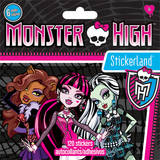 Monster High Mini Stickerland Pad Stickers