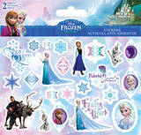 Disney's Frozen Mini Foldover Stickers Stickers