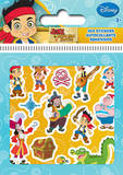 Jake & Neverland Pirates Bitty Bits Stickers Stickers