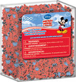 Mickey & Minnie Foam Boxed Stickers Stickers