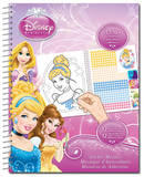 Disney Princess Mosaic Sticker Activity Book Stickers