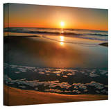 Steven Ainsworth 'Morning Has Broken' Gallery-Wrapped Canvas Stretched Canvas Print by Steven Ainsworth
