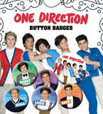 One Direction - Profiles Badge Pack Badge