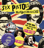 Sex Pistols Badge Pack Badge