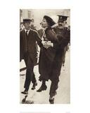 Pankhurst Arrested 1914 Giclee Print