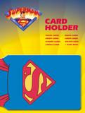 Superman Card Holder Novinky (Novelty)