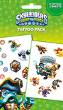 Skylanders Swap Force Tattoo Pack Temporary Tattoos