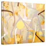 Jim Morana 'Wishbone Construction' Gallery-Wrapped Canvas Stretched Canvas Print by Jim Morana