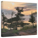 Ken Kirsch 'Auburn Evening' Wrapped Canvas Gallery Wrapped Canvas by Ken Kirsch