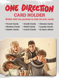 One Direction - Group Card Holder Rariteter