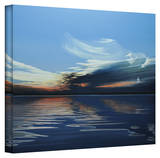 Ken Kirsch 'Quiet Reflections' Wrapped Canvas Gallery Wrapped Canvas by Ken Kirsch