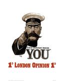 London Opinion Giclee Print