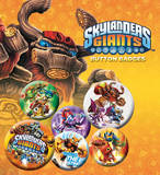 Skylanders Giants Badge Pack Badge