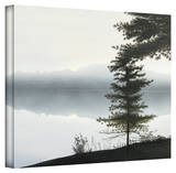 Ken Kirsch 'Morning Fog' Wrapped Canvas Gallery Wrapped Canvas by Ken Kirsch