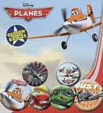 Planes Badge Pack Badge