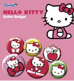 Hello Kitty - Classic Badge Pack Badge