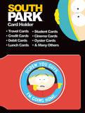 South Park Card Holder Novelty