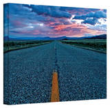Mark Ross 'US 91' Wrapped Canvas Art Stretched Canvas Print by Mark Ross