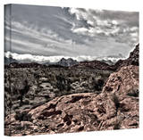 Mark Ross 'Fingertip Afternoon' Wrapped Canvas Art Stretched Canvas Print by Mark Ross