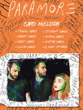 Paramore Card Holder Novelty