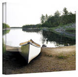 Ken Kirsch 'Silent Retreat' Wrapped Canvas Gallery Wrapped Canvas by Ken Kirsch