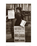 Suffragette - Anti-Shock Giclee Print
