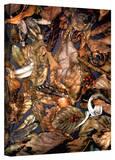 George Zucconi 'Autumn Sonata' Wrapped Canvas Gallery Wrapped Canvas by George Zucconi