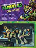 Teenage Mutant Ninja Turtles Card Holder Novinky (Novelty)