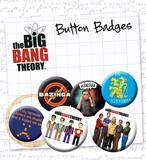 The Big Bang Theory Badge Pack Badge
