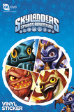 Skylanders Vinyl Sticker Stickers