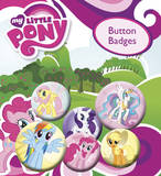 My Little Pony Badge Pack Badge