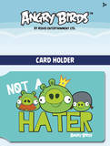 Angry Birds - Not a Hater Card Holder Originalt