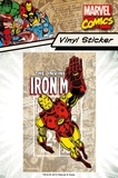 Marvel - Iron Man Vinyl Sticker Stickers