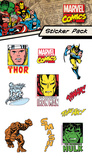 Marvel Sticker Pack Stickers