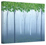 Herb Dickinson 'Morning Dream' Gallery-Wrapped Canvas Gallery Wrapped Canvas by Herb Dickinson