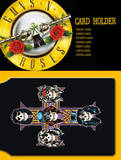 Guns N Roses Card Holder Productos novedosos