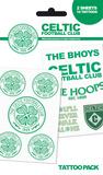 Celtic Tattoo Pack Falske tatoveringer