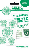 Celtic Tattoo Pack Tatuajes temporales