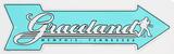 Graceland Tin Sign Blechschild