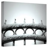 Mark Ross 'Only Opens In' Wrapped Canvas Art Stretched Canvas Print by Mark Ross
