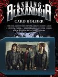 Asking Alexandria Card Holder Novinky (Novelty)