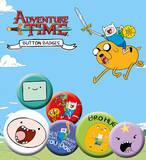 Adventure Time - Finn Badge Pack Badge