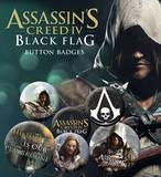 Assassins Creed 4 Badge Pack Badge