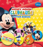 Mickey Mouse Badge Pack Badge