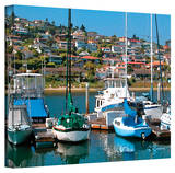 George Zucconi 'Point Loma, SD' Wrapped Canvas Stretched Canvas Print by George Zucconi